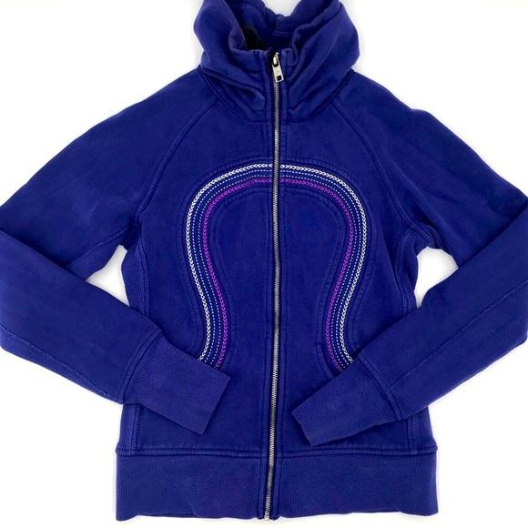 LULULEMON | Cuddle up Jacket In purple SZ 6